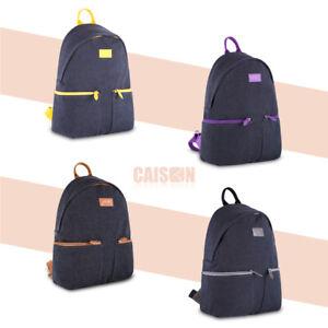 Large Backpack Rucksack College School Travel Sports Shoulder Bag Laptop Case UK