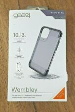Gear4 Wembley Case for Apple iPhone 11 Pro - Smoke (Clear Black/Gray)