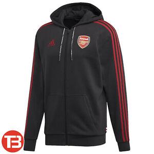 adidas FC Arsenal Herren Hoodie French Terry Jacke mit Kapuze 2019/2020 [FI7016]