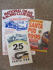Drag Racing Santa Pod