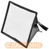 Portable 20x30 cm 20cm x 30cm Flash Diffuser Softbox Soft Box for Canon Nikon