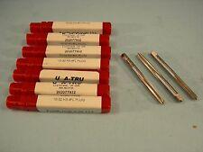 Qty of 7 New U A-TRU 10-32 NF GH3 HSS 4 Flute Plug Taps Toolmaker, Machinist