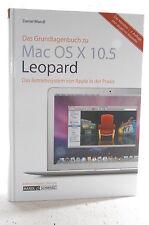 """Daniel Mandl - Das Grundlagenbuch"""" zu Mac OS X 10.5 Leopard 978-3-939685-03-6"""
