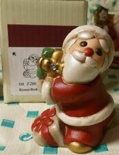 Thun 2011 Babbo Natale SCONTO ! NUOVO ! Formella gatto presepe angelo club