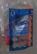 HOT WHEELS PROTONIC LAUNCHER WITH CAR #5 2002 McDONALDS HAPPY MEAL TOY UNOPENED