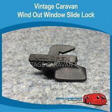 Caravan  WIND OUT WINDOW SLIDE LOCK Vintage Viscount Franklin other makes
