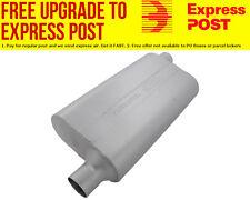 "Flowmaster 50 Series Delta Flow Muffler 2.25"" Offset Inlet / Offset Outlet"