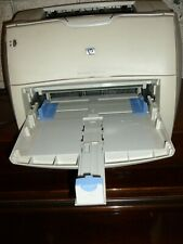 HP LaserJet 1200 Series C7044A Laser Printer Nice Printer Still Works!