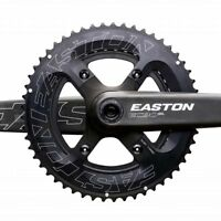 Easton Cinch 2X Road Bike Spider / Chainrings Set 2 x 11 Speed Black 36/52T