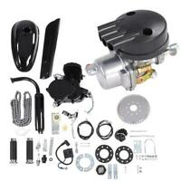 Full Set 80cc Motorized Bike Bicycle Cycle Petrol Gas Engine Motor Kit 2 Stroke