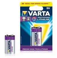 Varta Pile Lithium 9V 6LR61- Blister de 1 - 6122.301.401
