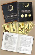 Oracle Belline coffret jeu de cartes divinatoires traditionel en Français+livre