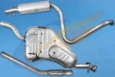 Auspuffanlage Komplett mit E-Prüfzeichen 1993-2000 Saab 900 II 9-3 I 2.0 2.3