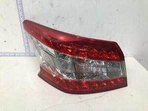 Nissan PULSAR Left Taillight B17 Sedan 12/12-12/17