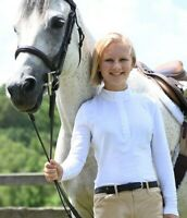 Childrens English Horse Riding Pants jodphurs Breeches sz 8 or 10 Tan Blue Gray