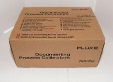 Fluke 754 Documenting Process Calibrator With Hart Mfg 2021 New In Box