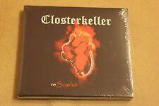 Closterkeller - reScarlet (20th Anniversary Box) NEW