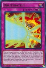 1 X Obliterate!!! 1st X 1 YUGIOH LDK2-ENY03 Continuous Trap Card