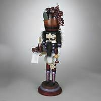 "Kurt Adler 19"" Wine Nutcracker"