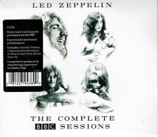 LED ZEPPELIN THE COMPLETE BBC SESSIONS 3 CD Set New Sealed Fast Shipping