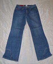 Womens/Juniors Vintage Guess Denim Blue Jeans ~ Sz 32 ~ 100% Cotton ~ Boot Cut