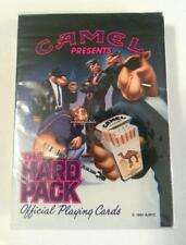 Camel Presents The Hard Pack Official Playing Cards Sealed