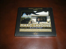 COFFRET CD + DVD VOLUME 10 BLACK EDITION MARC LAVOINE - NEUF SOUS BLISTER