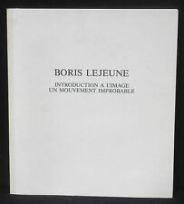 Le Sidaner Boris Lejeune Introduction à l'image Musée Sedan Galerie Lavrov