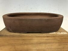 Handmade Bonsai Tree Pot Made By The Famous Syuzan 10 5/8�
