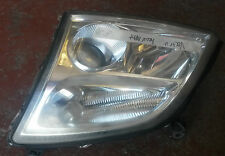 VAXHALL VECTRA FRONT HEADLIGHT