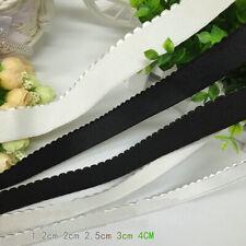 10 Yards Elastic Band Underwear Ribbon Bra Strap Accessories Garment Sewing DIY