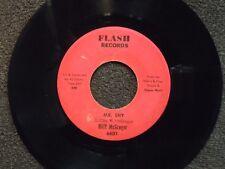 northern soul BILLY MCGREGOR Mr. Shy FLASH 6601 M- Listen!!