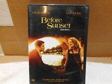 Before Sunset Dvd Richard Linklater(Dir) 2004