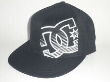 DC Shoes SWOBELLA Hat Black White S/M ($30) NEW Flex 210 Cap MOTO Snow Skate BMX