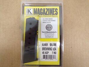 Browning BDA 45 ACP Magazine by Triple K #964M