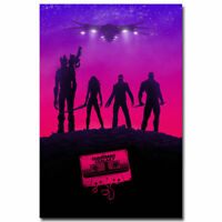 F-687 Guardians of the Galaxy Marvel Movie Hot Poster - 36 27x40in - Art Print