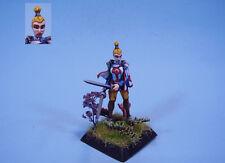Confrontation painted miniature cute female Duelist