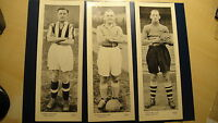 TOPICAL TIMES PANEL PORTRAITS FOOTBALLER 7th SERIES STOKE WOLVES EVERTON CHELSEA