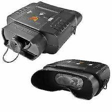 Nightfox 100V Night Vision Binocular - Black