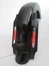 "BAGGER 4"" REPLACEMENT SUMMIT REAR FENDER 4 HARLEY TOURING ROAD KING STREET w LED"