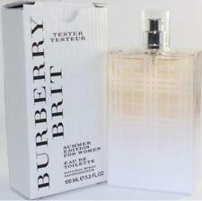 Burberry Brit Summer Edition Women Eau de Toilette 3.3 Oz / 100 Ml Spray