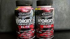 Hydroxycut Hardcore Elite Super Thermogenic Lose Weight Extreme Energy  200 ct