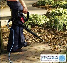 Toro Power Sweep 7 amp 2-Speed Hand-Held Electric Leaf Blower Outdoor Garden