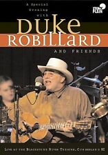 Duke Robillard - Live at the Blackstone River Theatre (DVD, 2005)