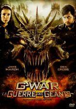 G-WAR - LA GUERRE DES GEANTS / JANE MARCH /*/ DVD FANTASTIQUE NEUF/CELLO