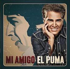 Jose Luis Rodriguez Mi Amigo el Puma (CD, Jun-2009, Warner Bros.) NEW