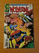 Wolverine #-1 Minus ~ NEAR MINT NM ~ (1997, Marvel Comics)