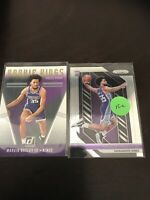 Panini And Donruss Marvin Bagley III Base And Insert Lot Kings 2019 RC