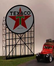 Miller Engineering O/Ho Texaco Billboard  MLR5181