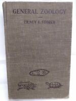 GENERAL ZOOLOGY Tracy I. Storer Vintage Science / Biology Book 1943 1st Edition